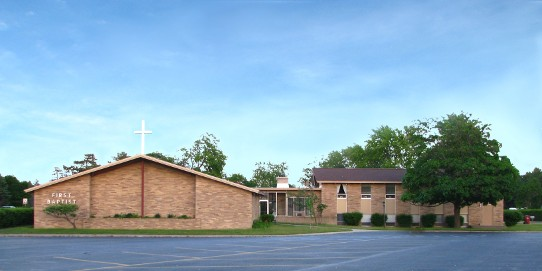 Welcome to First Baptist Church of Alpena, MI